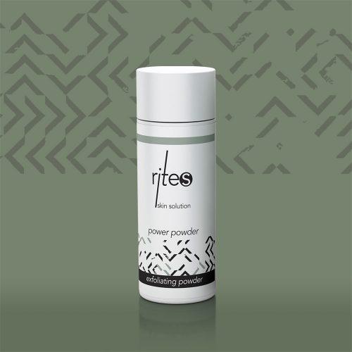exfoliating powder | power powder | RITES Skin Solution