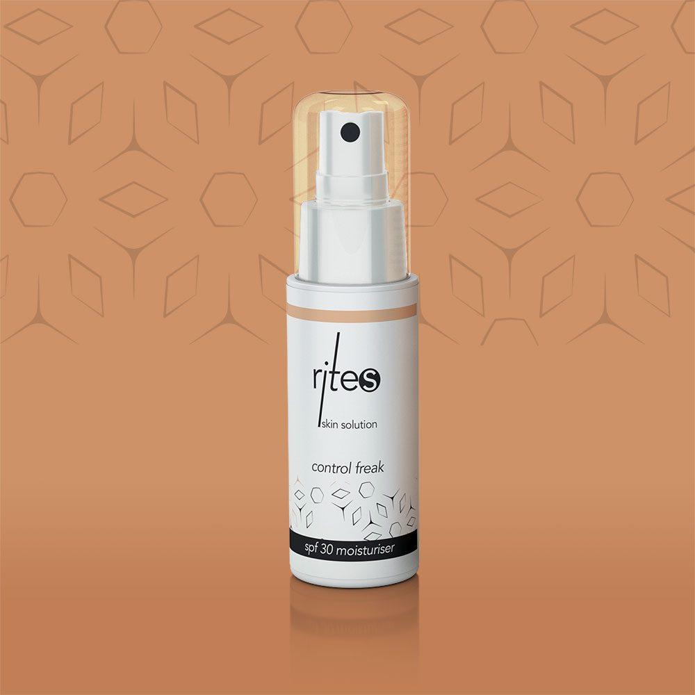 spf30 moisturiser | control freak | RITES Skin Solution