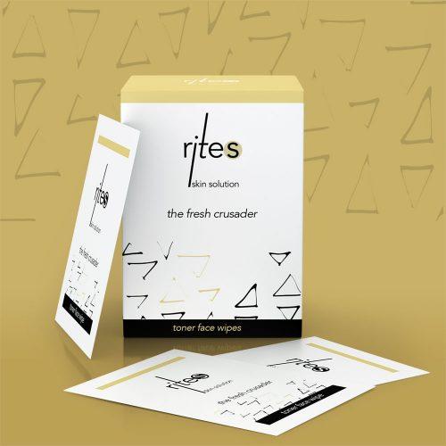 toner face wipes | the fresh crusader | RITES Skin Solution