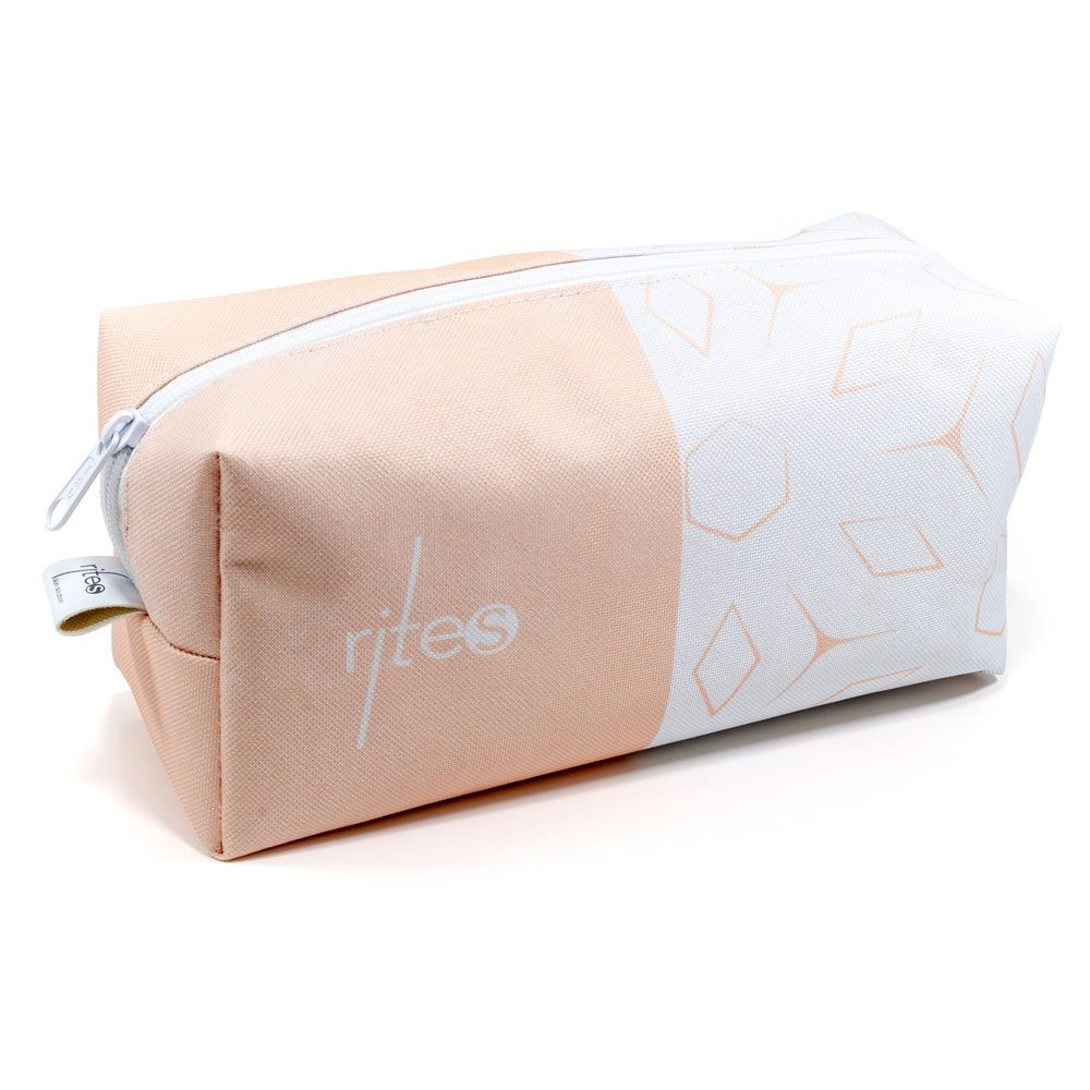 RITES Skin Solution product bag - colour peach